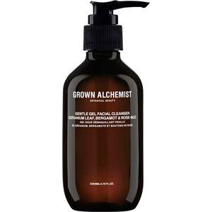 Grown Alchemist Gesichtspflege Facial Cleanser Gentle Gel Facial Cleanser 200 ml