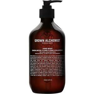Grown Alchemist Body care Cleansing Sandalwood, Ylang Ylang & Natrium PCA Hand Wash 500 ml