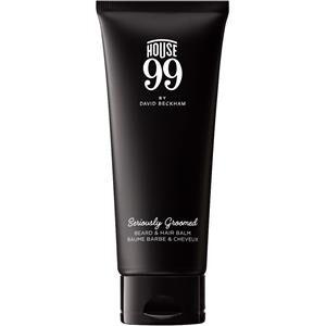 House 99 Miehille Parranhoito Seriously Groomed Beard & Hair Balm 75 ml