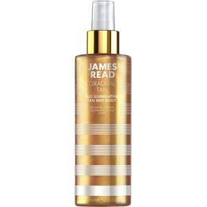 James Read Skin care Self-tanners Body H2O Illuminating Tan Mist 200 ml