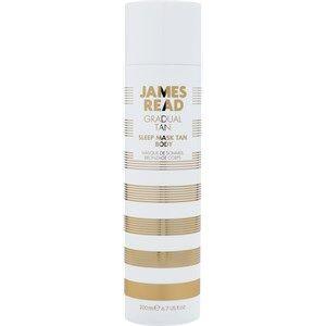 James Read Skin care Self-tanners Body Sleep Mask Tan 200 ml