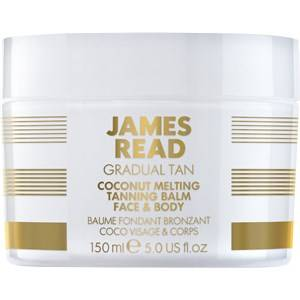 James Read Skin care Self-tanners Face & Body Coconut Melting Tanning Balm 150 ml