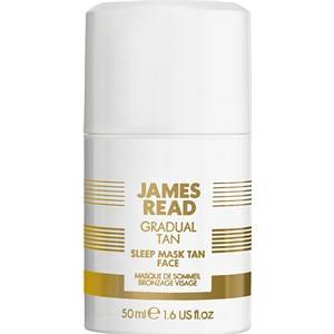 James Read Skin care Self-tanners Face Sleep Mask Tan 50 ml