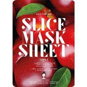 Kocostar Kasvohoito Naamiot Apple Slice Mask Sheet 20 ml