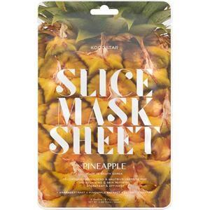 Kocostar Kasvohoito Naamiot Pineapple Slice Mask Sheet 20 ml