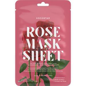 Kocostar Kasvohoito Naamiot Rose Mask Sheet 20 ml