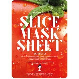 Kocostar Kasvohoito Naamiot Tomato Slice Mask Sheet 20 ml