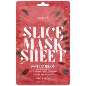Kocostar Kasvohoito Naamiot Watermelon Slice Mask Sheet 20 ml