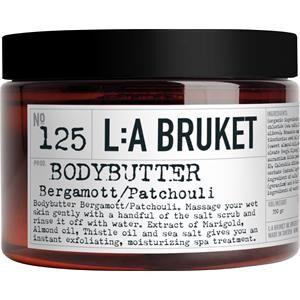 La Bruket Vartalonhoito Vartalovoiteet ja -voit Nr. 125 Body Butter Bergamot/Patchouli 350 ml