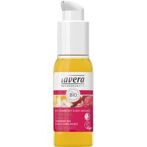 Lavera Faces-kasvohoito Päivävoide Bio-Cranberry & Bio-Argaaniöljy Regeneroiva kasvoöljy 30 ml