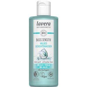 Lavera Faces-kasvohoito Puhdistus Mieto kasvovesi 125 ml