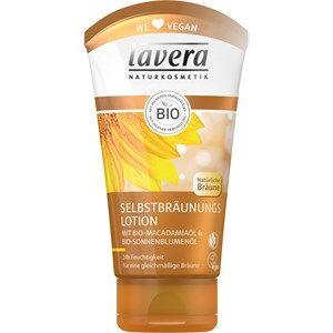 Lavera Aurinkovoiteet Sun Sensitiv Itserusketusvoide 150 ml