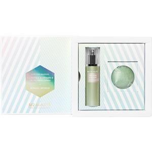M2 BEAUTÉ Hoito Ultra Pure Solutions Lahjasetti Cu-Peptide & Vitamin B Facial Nano Spray 75 ml + Konjac Sponge 1 Stk.