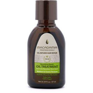 Macadamia Hiustenhoito Wash & Care Nourishing Moisture Oil Treatment 10 ml