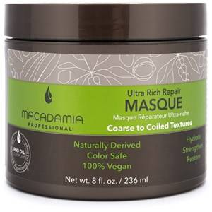 Macadamia Hiustenhoito Wash & Care Ultra Rich Moisture Masque 60 ml