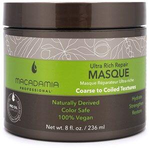 Macadamia Hiustenhoito Wash & Care Ultra Rich Moisture Masque Pussi 30 ml