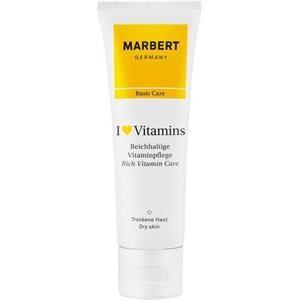 Marbert Hoito Special Care I Love Vitamins Täyteläinen kasvovoide kuivalle iholle 50 ml