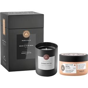Maria Nila Hiustenhoito Head & Hair Heal Set Masque 250 ml + Ember Myth Scented Candle 210 g 1 Stk.