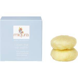 Miqura Hoito Golden Silk Collection Clean Me Up Puffs 4 Stk.