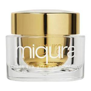 Miqura Hoito Golden Silk Collection Golden Silk Anti Age Night Cream 50 ml