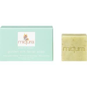 Miqura Hoito Golden Silk Collection Golden Silk Facial Soap 40 g