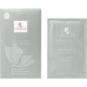 Miqura Hoito Premium Mask Collection Anti Blemish Pore Refining Sheet Mask 1 Stk.