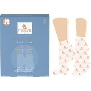 Miqura Hoito Premium Mask Collection Premium Foot Mask 10 x 1 Stk.