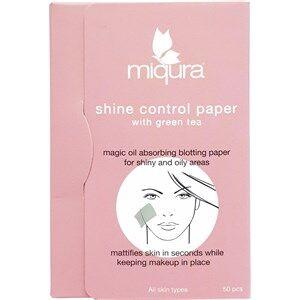 Miqura Hoito Premium Mask Collection Shine Control Paper 50 Stk.