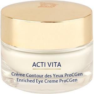 Monteil Kasvohoito Acti-Vita Enriched Eye Creme ProCGen 15 ml