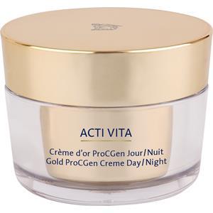Monteil Kasvohoito Acti-Vita Gold ProCGen Creme Day/Night 50 ml