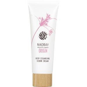 Naobay Hoito Anti-Aging-hoito Origin Deep Cleansing Scrub Cream 75 ml