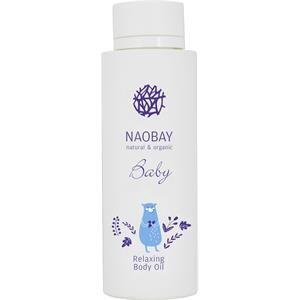 Naobay Hoito Vauvanhoito Relaxing Body Oil 200 ml