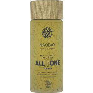Naobay Hoito Kasvohoito All In One For Men Multi Effect Face Wash 100 ml