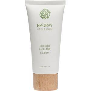 Naobay Hoito Kasvohoito Equilibria Gel to Milk Cleanser 100 ml