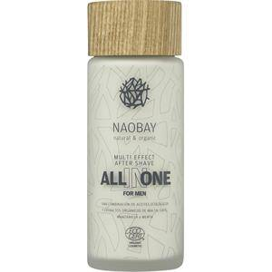 Naobay Hoito Miesten hoitotuotteet All In One For Men Multi Effect After Shave 100 ml