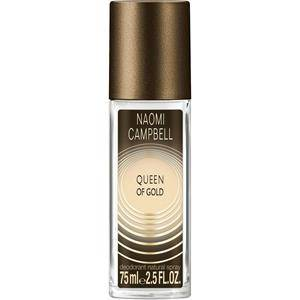 Naomi Campbell Women's fragrances Queen of Gold Deodorant Spray 75 ml