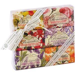 Nesti Dante Firenze Hoito Sets Soap Set Gillyflower & Fuchsia + Rose & Peony + Cherry Blossom & Basil + Lily & Narcissus + Wisteria and Lilac + Lavender & Verbena 1 Stk.