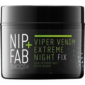 Nip+Fab Facial care Smooth Viper Venom Extreme Night Fix 50 ml