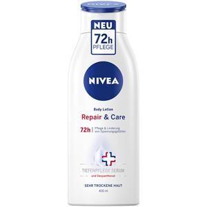 Nivea Vartalonhoito Body Lotion und Milk Repair & Care Body Lotion 400 ml