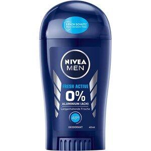 Nivea Miesten hoitotuotteet Deodorantti  Men Fresh Active Deodorant Stick 40 ml