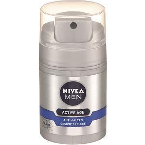 Nivea Miesten hoitotuotteet Kasvohoito  Men Active Age ryppyjä ehkäisevä kasvovoide 50 ml