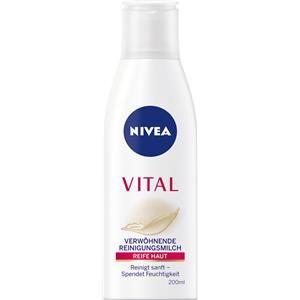 Nivea Kasvohoito Puhdistus Vital hemmoitteleva puhdistusmaito 200 ml