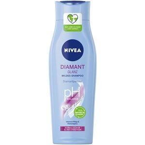 Nivea Hiustenhoito Shampoo Diamant kiiltoa tuova & hoitava shampoo 250 ml