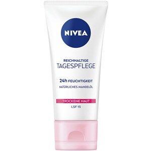 Nivea Kasvohoito Päivävoide Sensitive Day Cream SPF 15 50 ml