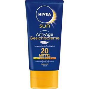 Nivea Kasvohoito Päivävoide Sun Anti-Age kasvovoide LSF 50+ 50 ml