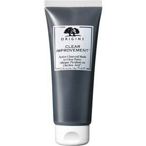 Origins Kasvohoito Puhdistus ja kuorinta Clear Improvement Active Charcoal Mask 100 ml