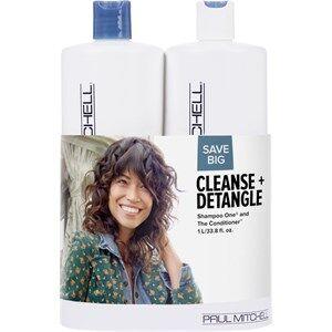 Paul Mitchell Hiustenhoito Original I am Classic Save On Duo Set Shampoo One Shampoo One 1000 ml + The Conditioner 1000 ml 1 Stk.