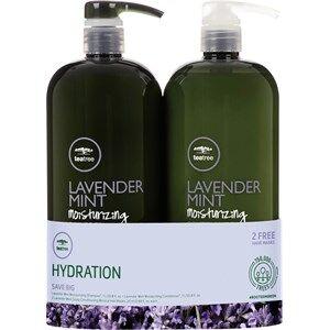Paul Mitchell Hiustenhoito Tea Tree Lavender Mint Save On Big Duo Moisturizing Shampoo 1000 ml + Moisturinzing Conditioner 1000 ml 1 Stk.