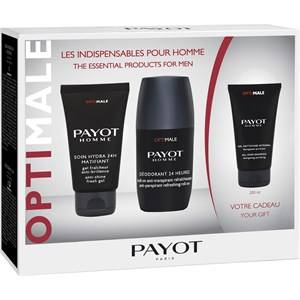 Payot Hoito Optimale Gift Set Deodorant 24 Heurs 75 ml + Soin Hydra 24 Heurs Matifiant 50 ml + Gel Nettoyage Intégral 200 ml 1 Stk.