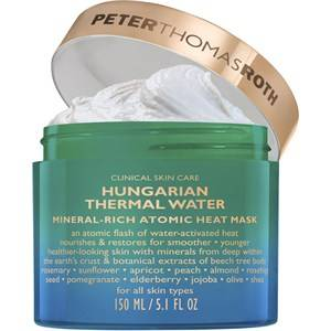 Peter Thomas Roth Hoito Hungarian Thermal Water Mineral-Rich Atomic Heat Mask 150 ml